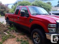 Make Ford Model F-350 Super Duty Year 2008 Colour FIRE