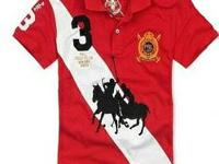 + BIG SALE ON Med-XXL 2 Horse Polo Ralph Lauren