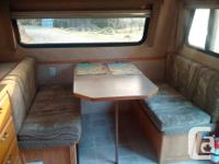 Incredible 2007 Bigfoot travel trailer for sale:
