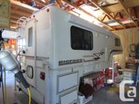 BIGFOOT CAMPER BASEMENT MODEL 2500 (AS NEW) IMMACULATE