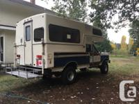 1990 9.5' Bigfoot Camper for sale. Lightweight