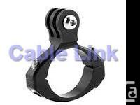 Standard Bike Handlebar Clamp Mount 31.8mm For Gopro HD