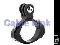 Standard Bike Handlebar Clamp Mount 31.8mm For Gopro HD