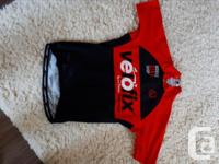 Various jerseys and one bib short (matches one of the