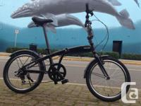 Tekcoup's folding bike the Safari gives an ultra smooth