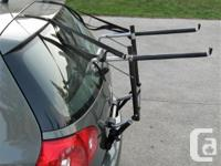 Allen Sports Trunk Mount Bicycle Rack. Holds up to