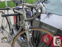 SnapRack Euro Trio Bike Rack Specially designed to