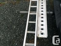Good quality hitch mounted motorcycle carrier in