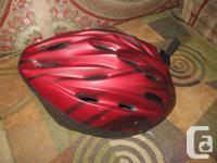 Bike Road Bicycle Helmet Security Adult Size Unisex fit