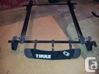 Total Thule Bike Shelf (for 2 bikes) - went over KIA,