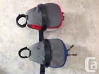 Bike seat bag for sale. Used on a two week bike trip