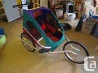 bike trailer stroller for sale - Buy & Sell bike trailer stroller