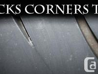 Did you know that Black's Corners Tire lugs name-brand