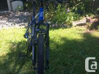 2 bikes for sale- used for about a year each in 2012