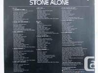 Stone Alone is an album by Rolling Stones bassist Bill