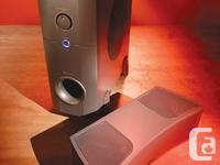 binaura sound environment  Speaker & Subwoofer System
