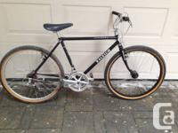 Selling a 12 speed Raleigh 'Bighorn' mountain bike.