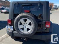 Make Jeep Model Wrangler Unlimited Colour Black Trans