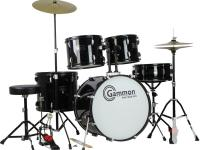 REDUCED 375$ - New FULL ADULT SIZE Drum Set comes with