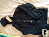 Fjall Raven Greenland Jacket with tags still attached.