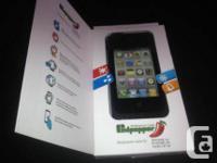 Brand new in box Red Pepper iPhone 5 5S Case (Compare