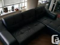 Sectional couch/sofa in excellent condition. Purchased