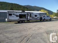 Black Stone Merlot 280 RKSB Travel Trailer. Senior