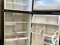 Newer gently used immaculate fridge, showroom
