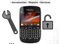 Dropped your Blackberry 9900? Screen Cracked & Touch