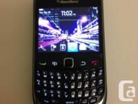 Blackberry Curve 3G 9300 Lightly Used - Screen
