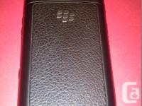 I have: TWO Blackberry Bold 9700 THREE Blackberry Curve