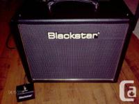 """I have a  Blackstar HT-5R Tube Combo with a 12'"""""""