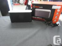 blackweb Sound Brick III Portable Wireless Speaker with
