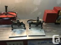 Blademaster Dual Head Machine/ 3 Skate Sharpening