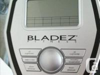 Bladez Fitness U250 Upright Exercise Bike. In like new