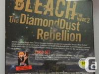 Two disc set of Shonen Jump's Bleach The Movie 2: The