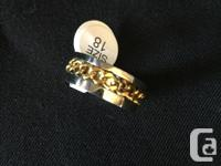 if you love bling you will love these rings all new