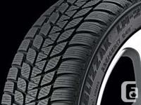Blizzak Winter Tires: Paid $1300. Asking $600 OBO. LM25