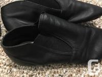 Jazz shoes Bloch and capezio brands. Asking $15 each.