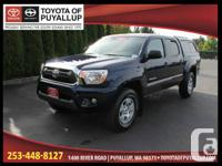 Year: 2012 Make: Toyota Model: Tacoma Trim: