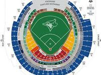 Los Angeles Angels vs Toronto Blue Jays  Rogers Centre