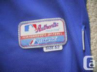 For Sale; Blue Jays jersey by Majestic. CoolBase