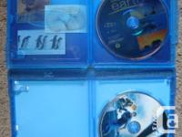 Blue-ray movie collection, Transformers 3, Dark of the