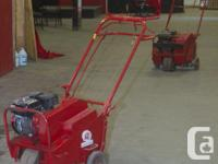 Used fleet liquidation equipment. Bluebird aerators: