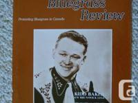 Canadian Bluegrass Review, June/July1985, Vol. 8 No.