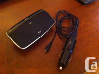 Jabra Cruiser 2 Bluetooth Hands Free Speaker Phone Like, used for sale  British Columbia