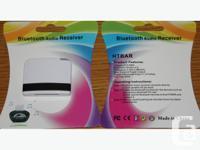 Wirelessly Stream Stereo Audio Via Bluetooth V2.0 A2DP