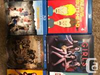 I have the following seasons for sale prices are for