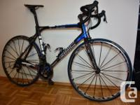 BMC SLC01 Pro Machine road bike for sale. This is an