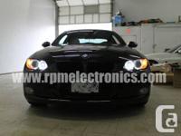 Cree LED halo upgrade kits for BMW coupes! 328i, 335i,